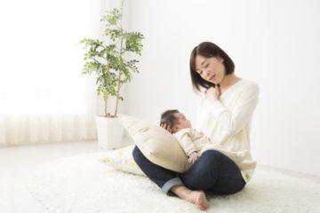 産後ママの画像