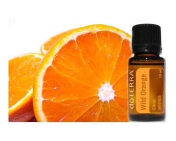 オレンジオイルの使い方の画像